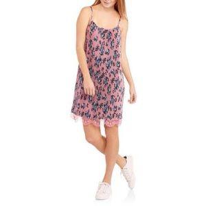 NWT Lingerie/Slip Cami Dress w/Lace Trim